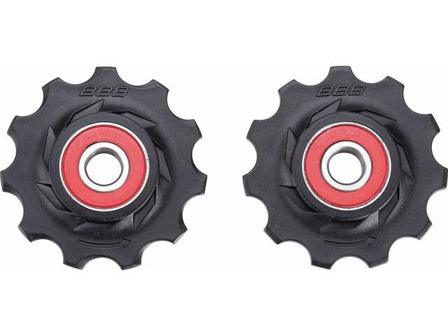 BBB BDP-12 Pulleyhjul RollerBoys, ceramics-black
